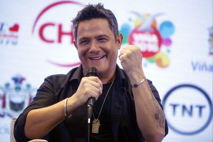 Alejandro Sanz estrella en Paseo de la Fama - Alejandro Sanz estrella en Paseo de la Fama