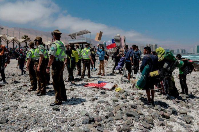 Organizaciones sociales en Chile solicitan cambiar política migratoria