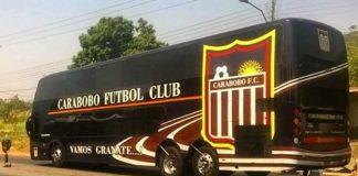 ataque al bus del Carabobo FC - ataque al bus del Carabobo FC