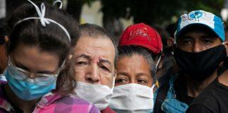 Venezuela registró 1.392 nuevos casos de Covid-19