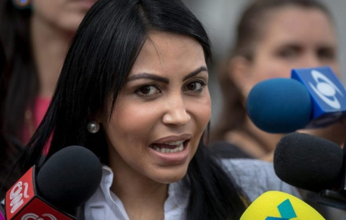 Delsa Solórzano anunció que tiene Covid-19