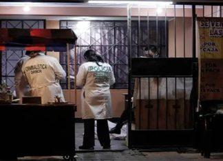 Venezolano asesinado a balazos dentro de un local en Perú