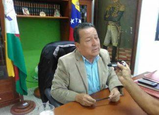 Alcalde de San Cristóbal Gustavo Delgado dio positivo a Covid-19 por segunda vez