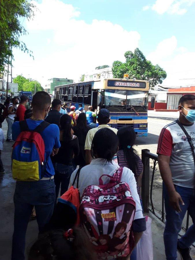 Transportistas de Guacara y San Joaquín - Transportistas de Guacara y San Joaquín