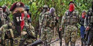 ELN secuestró a un sargento y un soldado del Ejército Colombiano