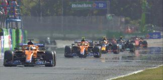 Gran Premio de Italia Daniel Ricciardo dio a McLaren primera victoria en nueve años