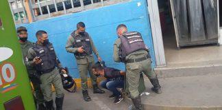Base Aérea Capturaron al soldado involucrado en robo de fusil en Barquisimeto
