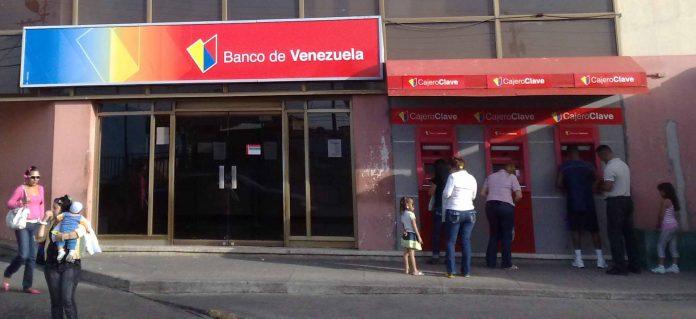 Falla masiva del Banco de Venezuela de debió a un