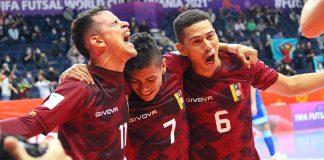 Futsal Vinotinto - Futsal Vinotinto