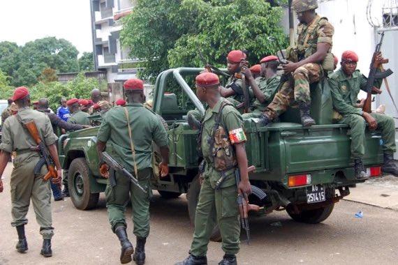Golpe de Estado en Guinea - Golpe de Estado en Guinea