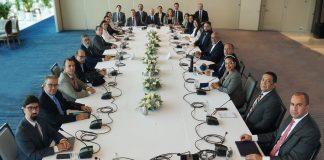 mesa de negociación entre oposición y chavismo - mesa de negociación entre oposición y chavismo