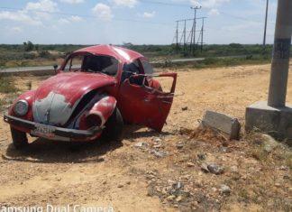 Accidente de tránsito en Falcón - Accidente de tránsito en Falcón