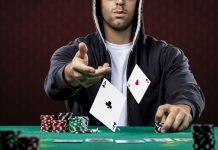 Jugadores de Poker