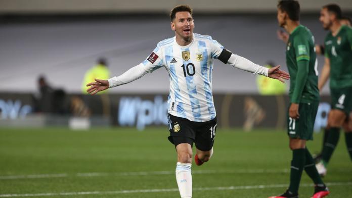 Lionel Messi superó el récord de Pelé de goles en Sudamérica