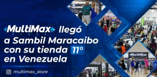 MultiMax llegó a Sambil Maracaibo