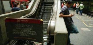 usuarios del Metro de Caracas - usuarios del Metro de Caracas