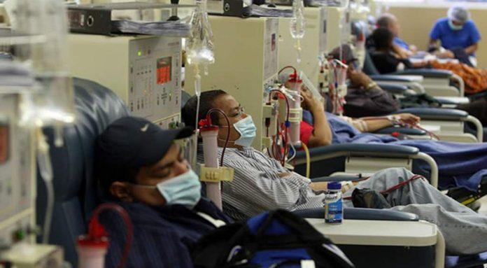 Luis Almagro recibió información sobre el sistema de salud en Venezuela