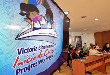 Inicia año escolar 2021-2022 en Venezuela - Inicia año escolar 2021-2022 en Venezuela
