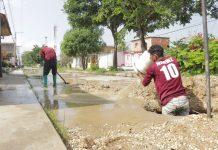 Reparan tuberías de agua potable en Trapichito de Valencia - Reparan tuberías de agua potable en Trapichito de Valencia