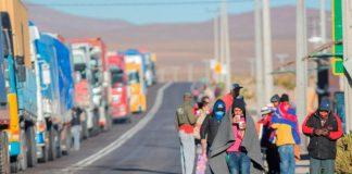 Oposición instó a los países de Latinoamérica a regularizar migrantes