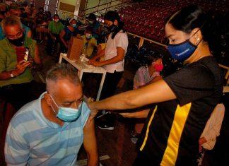 Cifra de contagios de COVID 19 en Venezuela - Cifra de contagios de COVID 19 en Venezuela