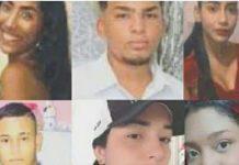 Seis personas, entre ellas una venezolana, fallecieron arrolladas por una camioneta en Colombia