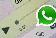 Herramienta para leer notas de voz de WhatsApp sin oírlos