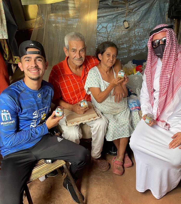 Inician campaña para ayudar al abuelo golpeado - Inician campaña para ayudar al abuelo golpeado
