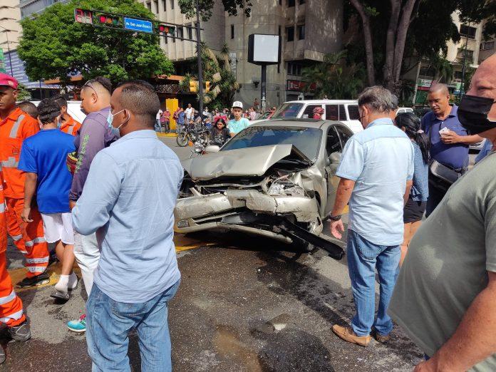 Accidente de tránsito en Altamira - Accidente de tránsito en Altamira
