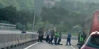 Accidente de la Autopista Caracas-La Guaira - Accidente de la Autopista Caracas-La Guaira