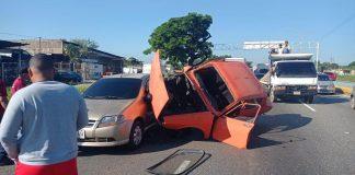Accidentes viales en Venezuela - Accidentes viales en Venezuela