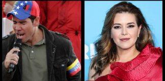 Alicia Machado y Winston Vallenilla - Alicia Machado y Winston Vallenilla