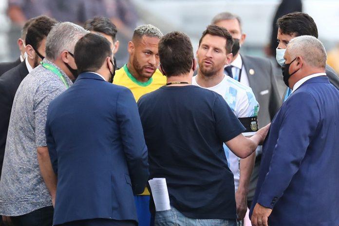 FIFA recibió primeros informes tras la suspensión del Brasil-Argentina