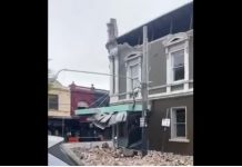 Terremoto en Australia - Terremoto en Australia