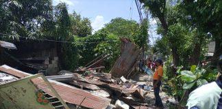 Desplome de vivienda en Ocumare del Tuy - Desplome de vivienda en Ocumare del Tuy