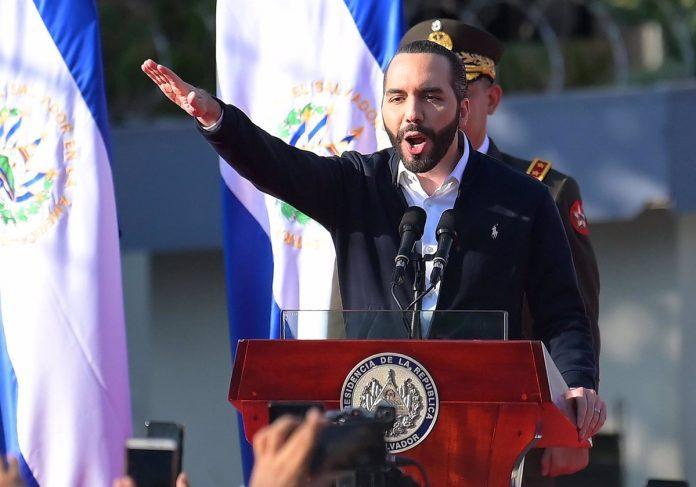 Nayib Bukele «dictador de El Salvador» - Nayib Bukele «dictador de El Salvador»
