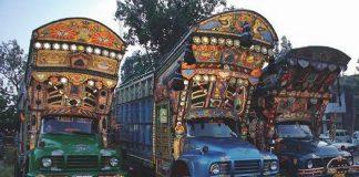 Los camiones de Pakistán - Los camiones de Pakistán