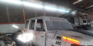 Carros desvalijados en Maracay - Carros desvalijados en Maracay