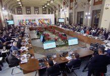Nicolás Maduro responde a los presidentes
