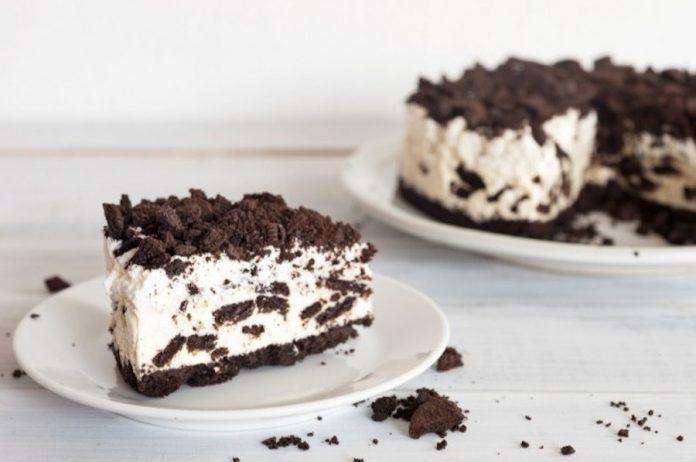 tarta de oreo sin horno - tarta de oreo sin horno