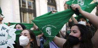 Chile aprueba despenalización del aborto