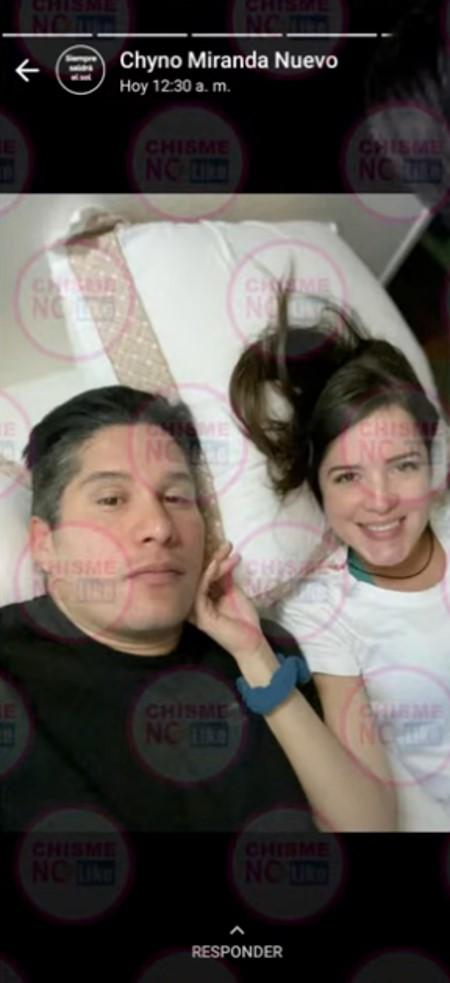 Chyno Miranda con otra mujer - Chyno Miranda con otra mujer