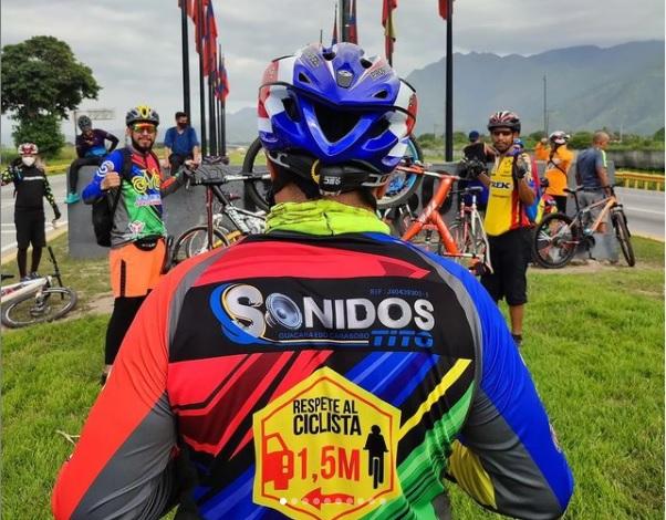 Respeto al ciclista - Respeto al ciclista