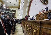 Elección de Nicolás Maduro Asamblea Nacional invalidó los acuerdos de la legislatura electa en 2015