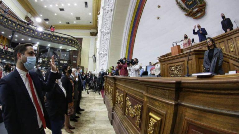 Asamblea Nacional invalidó los acuerdos de la legislatura electa en 2015