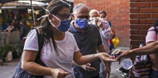 Venezuela registró 1.263 nuevos casos de Covid-19
