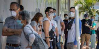 Venezuela registró 941 nuevos casos de Covid-19