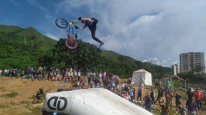 Daniel Dhers invita a una bicicletada - Daniel Dhers invita a una bicicletada