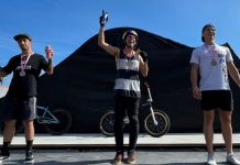 Daniel Dhers ganó BMX Free Style - Daniel Dhers ganó BMX Free Style