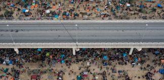 Texas solicitó estado de emergencia a Biden por situación en la frontera